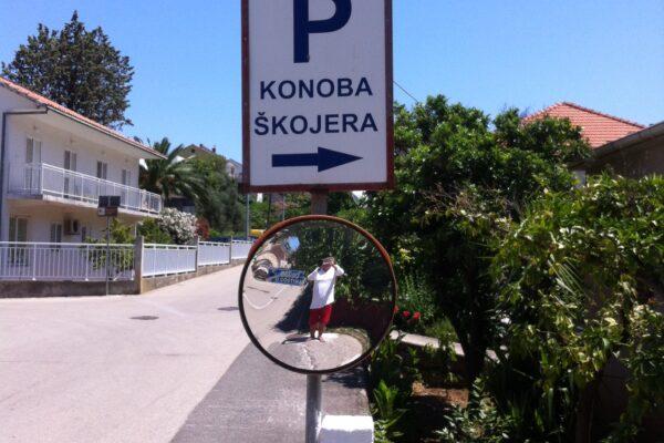 free parking konoba