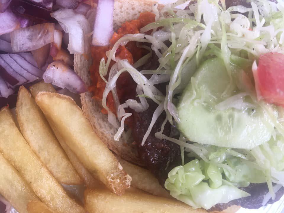 konoba skojera trpanj burger