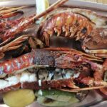 grilled adriatic lobster